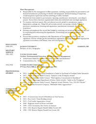 Deputy Sheriff Job Description Resume by Sample Resume Templates Resumespice