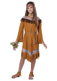 Indian Halloween Makeup Child Classic Indian Costume