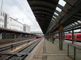 Ulm Hauptbahnhof