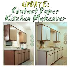 What Is The Best Shelf Liner For Kitchen Cabinets by Update Contact Paper Kitchen Makeover U2013 The Decor Guru