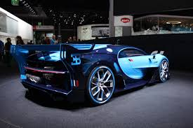 Bugatti Veyron Engine Price Hear The Bugatti Vision Gt Concept U0027s Engine Start Up And Rev Video