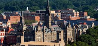 Executive MBA Rankings   Georgetown University Georgetown University s McDonough School of Business