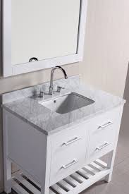 White Bathroom Vanity With Granite Top by A Perfect Balance And Harmony Of 36 Bathroom Vanity Bathroom