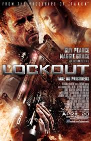 Pelicula Lockout