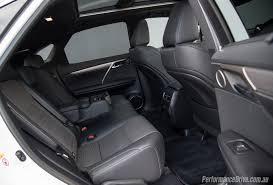 lexus jeep 2016 interior 2016 lexus rx 450h f sport review video performancedrive