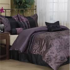 Purple Bed Sets by Harmonee 7 Pc Comforter Bed Set 99 99 109 99 At Touchofclass