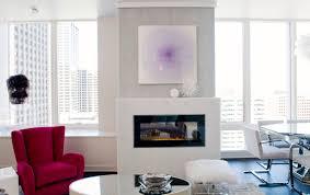 Feminine Living Room by Modern Take On The Feminine Interior Design