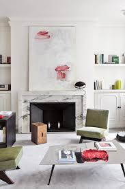 a french approach to minimalism fireplace modern paris
