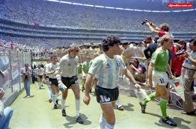 1986 FIFA World Cup Final