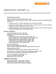 Teacher Sample Resume  related samples    sample teaching resumes     happytom co reading teacher resume resume template teacher resume templates       example of teacher resume