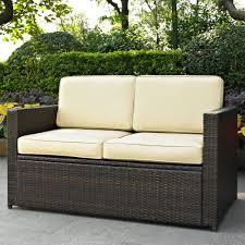 Patio Furniture From Walmart - furniture enchanting deck design with elegant black wicker