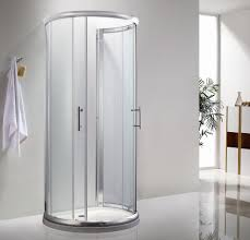 icon d shaped shower enclosure 900mm x 770mm one wall shower