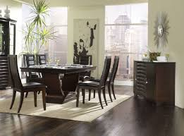 European Dining Room Furniture Formal Contemporary Dining Room Sets With Brown Finish Classics