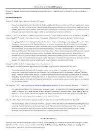 sample annotated bibliography for research paper jpg
