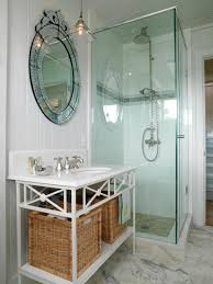 8 ways to tackle storage in a tiny bathroom hgtv s decorating use matching storage containers hssuh103 venetian bathroom mirror s3x4