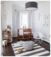 Rug For Baby Room Adorable Baby Nursery Room Designing With Striped Pattern Rug
