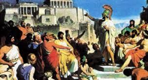 Η Δημοκρατία των Αθηναίων!...