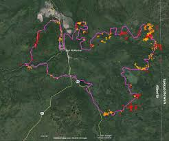Wild Fires In Oregon Update by Fort Mcmurray Fire Spreads Into Saskatchewan U2013 Wildfire Today