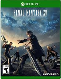X Box Pics On A Bed Amazon Com Final Fantasy Xv Xbox One Video Games