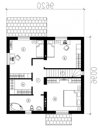 Simple 4 Bedroom House Plans by Floor Plan Bedroom House Plans Simple 2017 With Home Map Picture