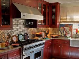 kitchen original robin siegerman sleek kitchen orange cabinets