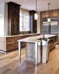 Modern European Kitchen Cabinets Rustic Modern Decor For Country Spirited Sophisticates