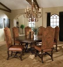 Tuscany Dining Room Furniture Tuscan Interior Design Tuscan - Tuscan dining room