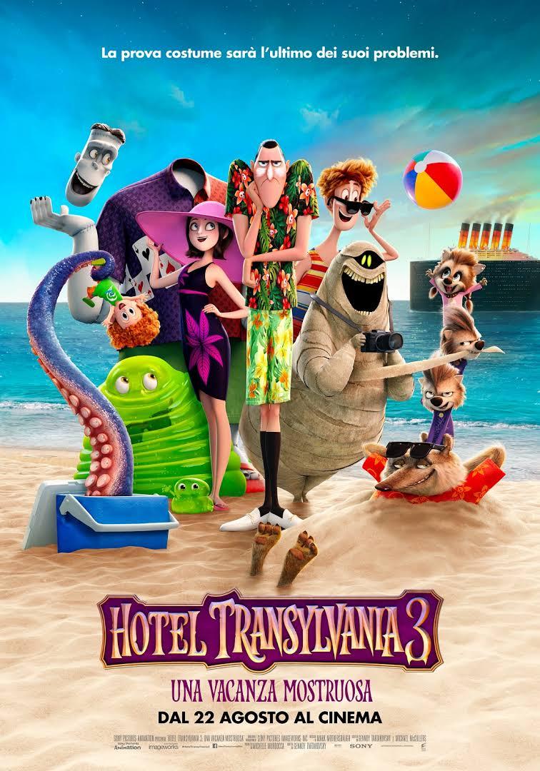 Locandina Hotel Transylvania