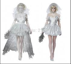 Wedding Dress Halloween Costume Compare Prices Bride Halloween Costume Shopping Buy