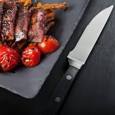 Gourmet Kitchen Knives 4 Piece Gourmet Forged Steak Knife Gift Set With Full Tang German