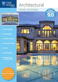 amazon com chief architect architectural home designer 9 0
