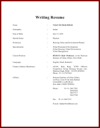 How To Make A Simple Job Resume by Download How To Prepare Resume Haadyaooverbayresort Com