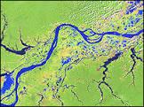 Rio Amazonas corria para o oeste no passado, diz estudo