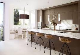 modern home interior kitchens inspiring ideas design modern