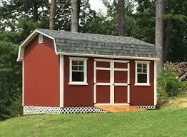 12x16 storage barn my shed story winner 2016 byler barns