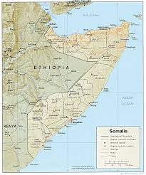 Map Of Kenya Africa by Kenya 4gwar