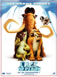 L'Âge de glace - le  poster