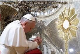 Tổ chức Giờ Chầu Thánh Thể tại các Giáo xứ và các cộng đoàn dòng tu trong Giáo Phận Xuân Lộc