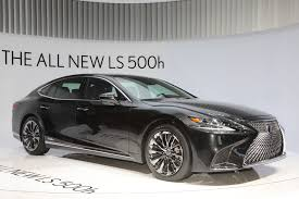 lexus hybrid sedan hs250h the 2018 lexus ls 500h is a cleaner big sedan automobile magazine