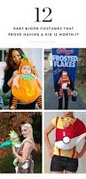 Baby Carrier Halloween Costumes Diy Costume Baby Carrier Felt Baby Helpful