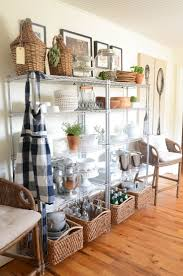 Kitchen Wall Organization Ideas Best 25 Ikea Metal Shelves Ideas On Pinterest Metal Shelving