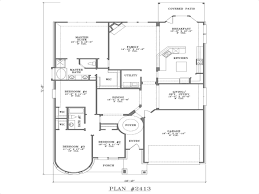 House Plans 5 Bedrooms Bedroom One Story House Plans 5 Bedroom One Story House Plans