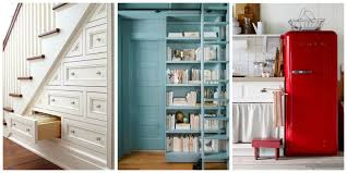 Ideas For A Small Kitchen Space by 17 Small Space Decorating Ideas U2013 Organization For Small Rooms