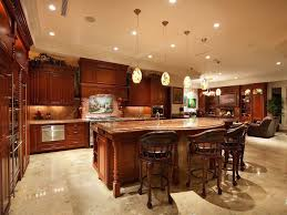 traditional kitchen with simple granite u0026 kitchen island in