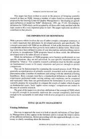 dissertation phd industry tqm thesis construction Thesis Statement