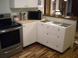 Kitchen  Kitchen Sink Base Cabinet In Fantastic Kitchen Corner - Corner kitchen base cabinet