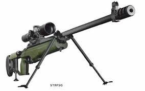 Senjata Mainan Para Penembak Jitu (Sniper)