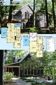 59 best homes for the sloping lot images on pinterest house