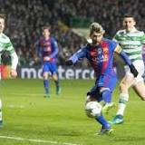 Celtic 0 Barcelona 2: Lionel Messi double sends Hoops out of Europe