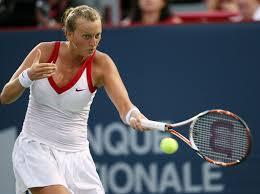 Kvitova cayó ayer en un pésimo partido